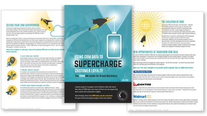 Supercharge Customer Loyalty