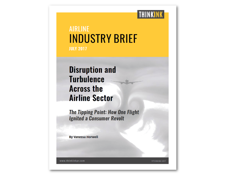 Disruption and Turbulence Across the Airline Sector