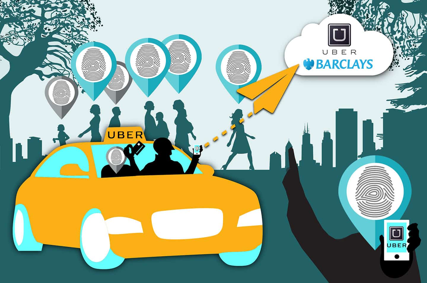 Facebook on Wheels: Why the Uber/Barclays Co-Brand Card Is Big News