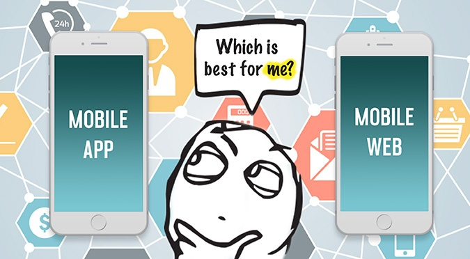Mobile App vs. Mobile Web: Which is More Important for Your Business?