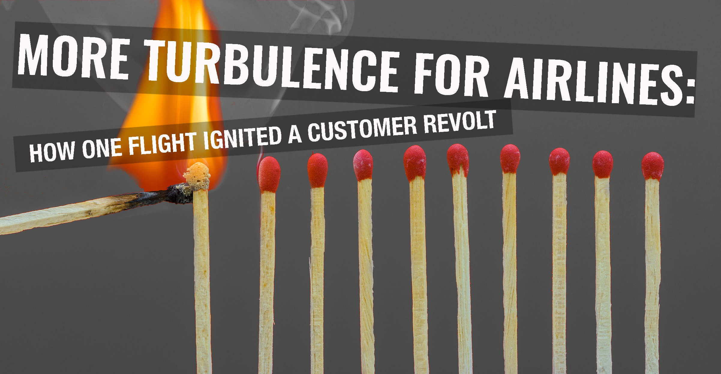 More Turbulence for Airlines: How One Flight Ignited a Consumer Revolt