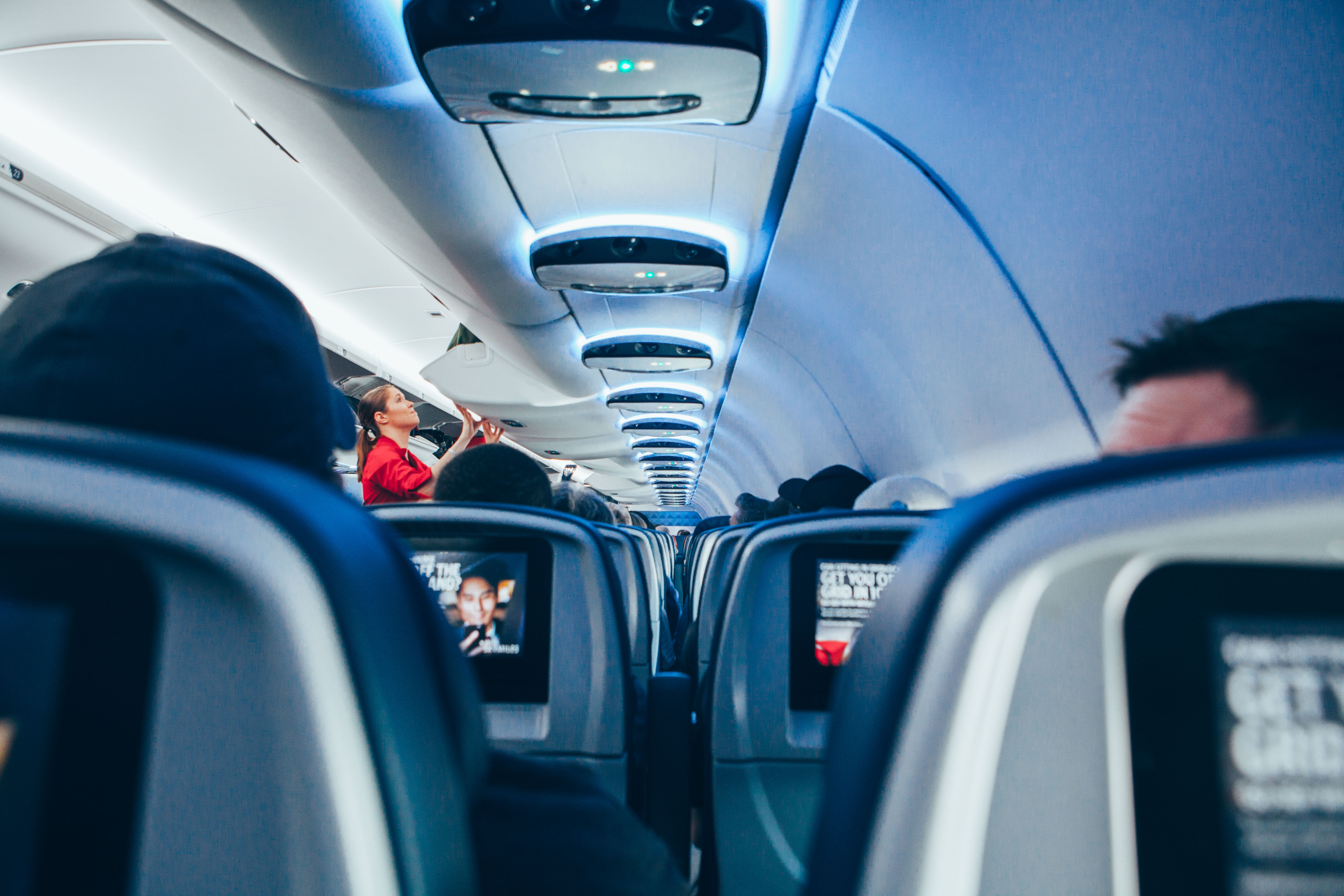 Taking it Personal and Redefining the Airline Passenger Experience