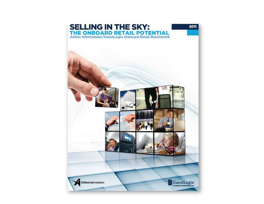 """Selling in the sky"""" the onboard retail potential"""